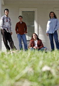 The Tyler Thomspon Band